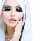 Menina da forma da beleza Imagem de Stock Royalty Free