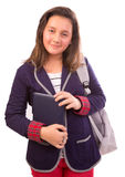 Menina da High School Imagem de Stock Royalty Free