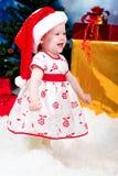 Menina da véspera fotografia de stock royalty free