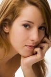 Menina de Beautifull foto de stock