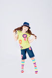 Menina de Hamming Foto de Stock