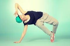 Menina de Hip Hop Imagens de Stock Royalty Free
