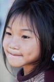 Menina de Khmu. Imagem de Stock Royalty Free