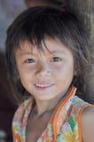 Menina de Khmu. Imagens de Stock Royalty Free