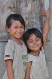 Menina de Khmu. Fotos de Stock