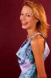 Menina de Laughting Imagem de Stock