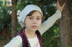Menina de Lazarica Fotos de Stock Royalty Free