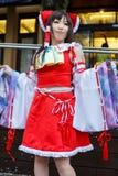 Menina de Manga imagem de stock