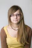 Menina do adolescente imagem de stock