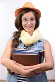 Menina do adolescente Foto de Stock