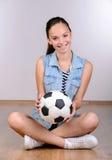 Menina do adolescente Imagens de Stock Royalty Free