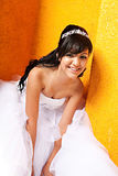 Menina do aniversário de Quinceanera Fotografia de Stock Royalty Free