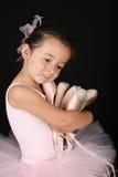 Menina do bailado Fotografia de Stock Royalty Free