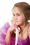 Menina do bailado Fotos de Stock Royalty Free
