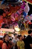 Menina do balão Foto de Stock