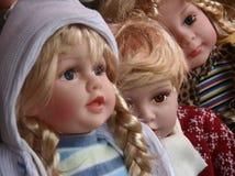 Menina do brinquedo Imagens de Stock Royalty Free