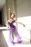 Menina do dançarino Imagem de Stock Royalty Free