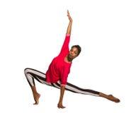 Menina do dançarino de Latina imagens de stock