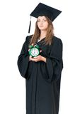 Menina do estudante Fotos de Stock Royalty Free