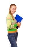 Menina do estudante Imagem de Stock