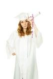 Menina do estudante imagens de stock royalty free