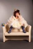 Menina do fairy da arte Fotos de Stock Royalty Free