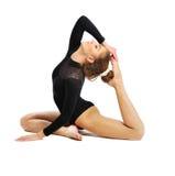 Menina do Gymnast Fotos de Stock