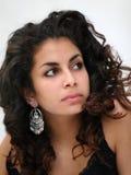 Menina do Oriente Médio bonita foto de stock