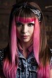 Menina do punk Imagens de Stock Royalty Free