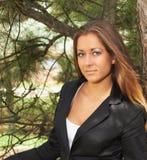Menina do retrato Fotos de Stock
