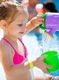 Menina do verão Imagem de Stock
