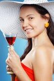 Menina do verão Imagens de Stock Royalty Free