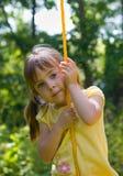 Menina do verão Fotografia de Stock Royalty Free