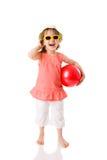 Menina do verão Imagem de Stock Royalty Free