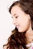 menina dos anos de idade 10 Fotos de Stock