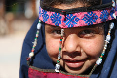 Menina egípcia Fotografia de Stock Royalty Free