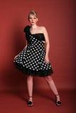 Menina elegante bonita fotos de stock royalty free