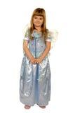 Menina em um traje feericamente Fotos de Stock Royalty Free