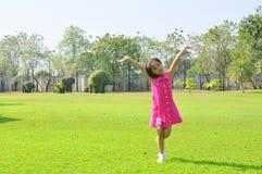 Menina encantadora Fotos de Stock Royalty Free