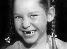 Menina feliz Imagem de Stock