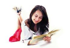 Menina feliz Fotografia de Stock