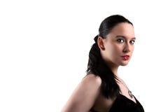 Menina gótico 'sexy' Imagens de Stock