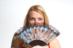 Menina Go-Go 16 imagem de stock royalty free