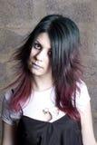Menina - Goth Fotos de Stock Royalty Free