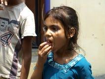 Menina indiana Fotografia de Stock Royalty Free