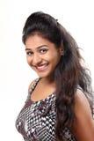 Menina indiana nova Fotos de Stock Royalty Free