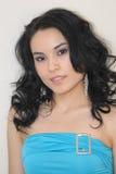 Menina latino-americano Fotografia de Stock Royalty Free