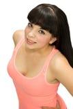 Menina latino-americano bonita Fotos de Stock