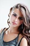 Menina modelo adolescente Imagens de Stock Royalty Free