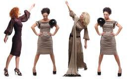 Menina na moda Imagem de Stock